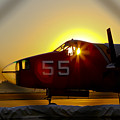 Fire Fighting Aircraft by Elizabeth Greene