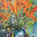 Fire Flowers by Carol P Kingsley