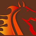 Fire Horse by Scott Davis