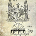 Fire Hose Cart Patent by Jon Neidert