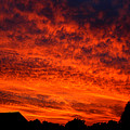 Fire In The Sky by Clayton Bruster