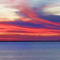 Fire In The Sky by Ricky Barnard