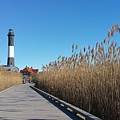 Fire Island Lighthouse by Danielle Attanasio