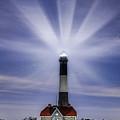 Fire Island Lighthouse Twilight by Susan Candelario