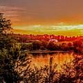 Fire Lake by Paul Kercher