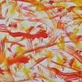 Fire Nymphs by Sandra Winiasz