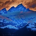 Fire On The Mountain by Helen Carson