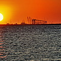 Fire On The Water by Ken Williams