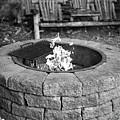Fire-pit by Megan Greenfeld