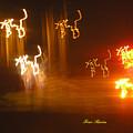 Fire Rain by Jean Paul LeBlanc