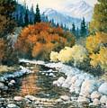Fire River by JoAnne Corpany