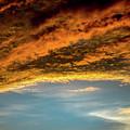 Fire Sky by Marco Zottich