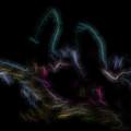 Fire Spirits 4 by William Horden