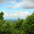 Fire Tower View - Pipestem State Park by Kerri Farley