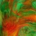 Fire Tree by Linda Sannuti