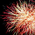 Fire Work by Astha Tuladhar