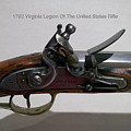 Firearms 1792 Virginia Legion Of The United States Rifle by Thomas Woolworth