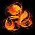 Fireball by Oni H