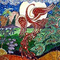 Firebird by Caroline  Urbania Naeem