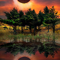 Firefall Eclipse by Debra and Dave Vanderlaan