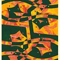 Fireflower by Heike Schenk-Arena