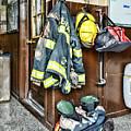 Fireman - Always Ready by Paul Ward