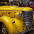 Fireman - Mattydale  by Mike Savad
