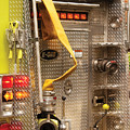 Fireman - Station - 36-3 by Mike Savad