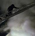 Fireman Washington Dc by Thomas Michael Corcoran