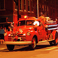 Fireman's Parade No. 3 by Kevin Gladwell