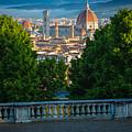 Firenze Vista by Inge Johnsson