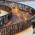 Fireside Walk by Christopher McKenzie