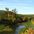 Firesteel Creek Autumn by Cindy Gregg