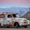 Firestone Truck by Valeriy Shvetsov