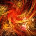 Firestorm by Oni H