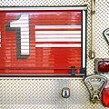 Firetruck Detail I by Kicka Witte - Printscapes