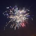 Fireworks-1 by Terri LeSaint-Keller