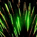 Fireworks Abstraction 5 by Beth Akerman