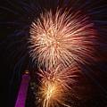 Fireworks At Maspalomas 2  by Jouko Lehto