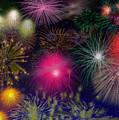 Fireworks by Carol Tsiatsios