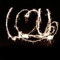 Fireworks Fun by Richard Mitchell