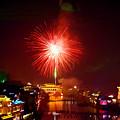 Fireworks In Phoenix by Jeelan Clark