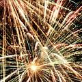 Fireworks by Rick Mueller