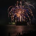 Fireworks Riot by Robert Potts