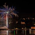 Fireworks Shaldon 2015 by Sebastien Coell