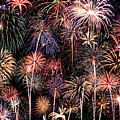 Fireworks Spectacular II by Ricky Barnard
