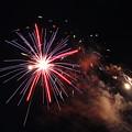 Fireworks Twenty Eleven Iv by Daniel Henning