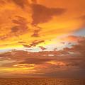 Firey Sky by Megan Hopper