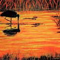 Firey Water by Darlene Green