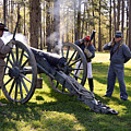 Firing The Cannon by Catherine Sherman